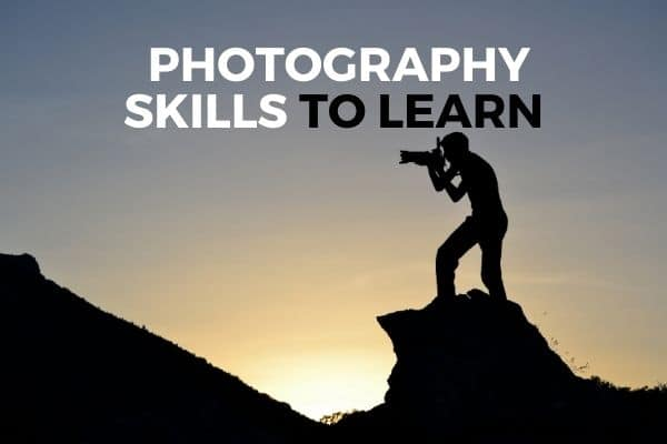 Basic photography skills to learn