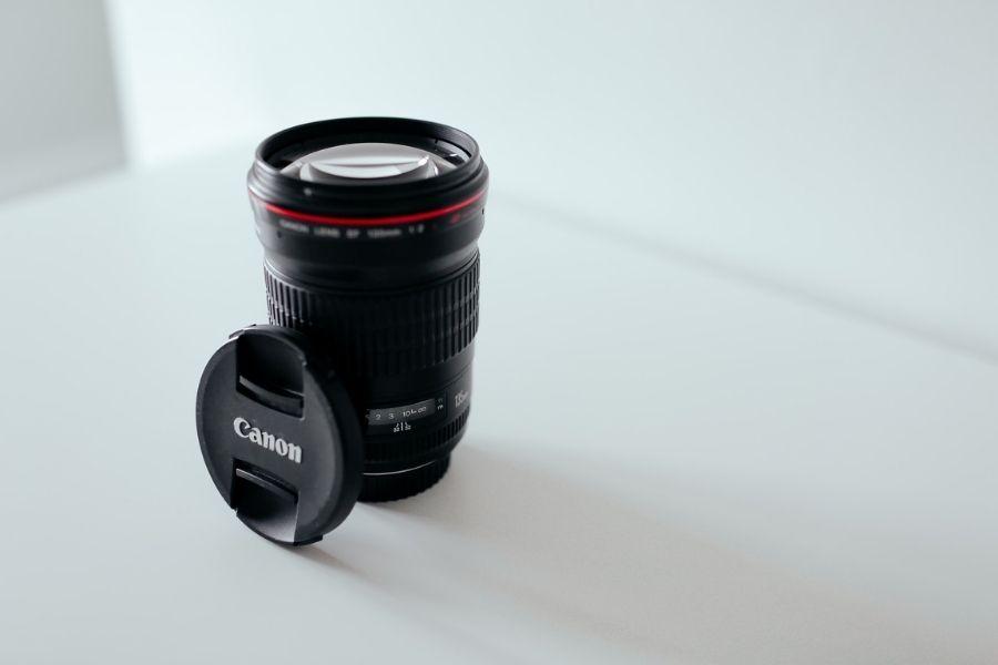Canon lenses