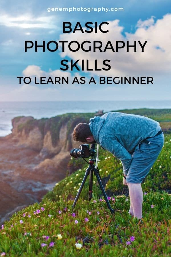 photography skills to learn