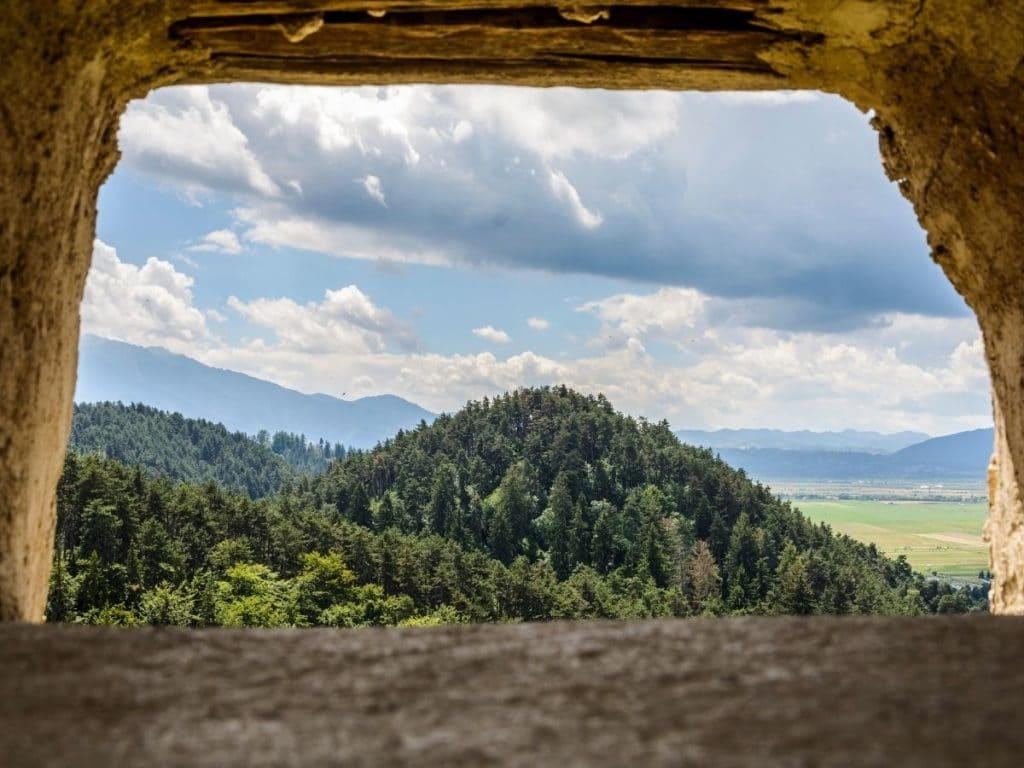 framing in photography landscape