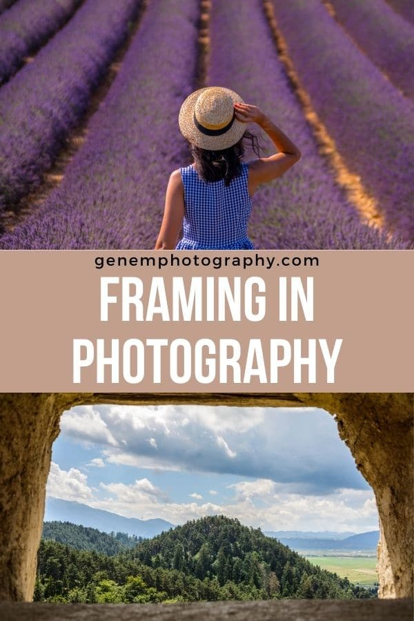 framing of photography