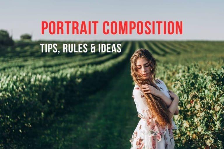 portrait composition
