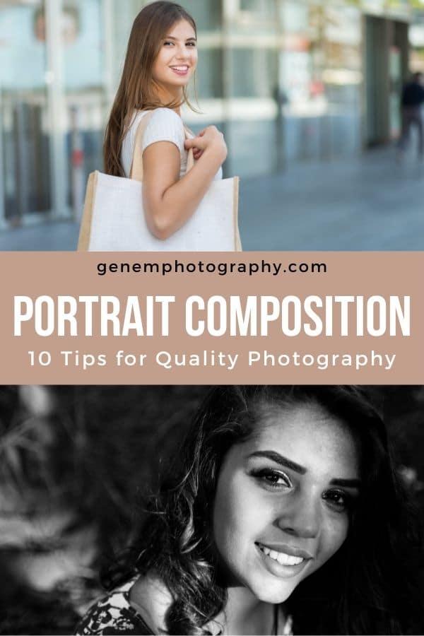 portrait composition tips