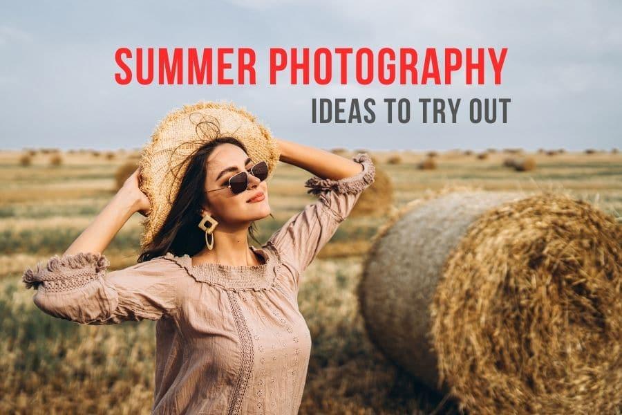 summer photography ideas